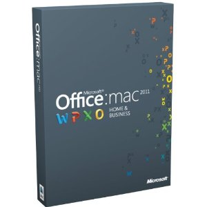 Office for Mac Home and Business 2011 (2-Licenses) Key
