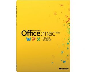 Office for Mac Home and Student 2011 Key