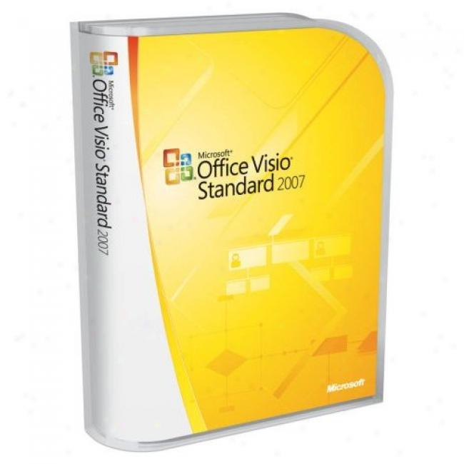 Microsoft Office Visio Standard 2007 Key