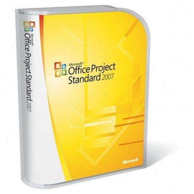 Microsoft Office Project Standard 2007 Key