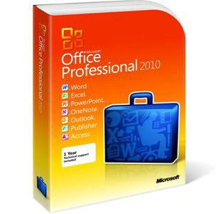 Office Professional Plus 2010 Key