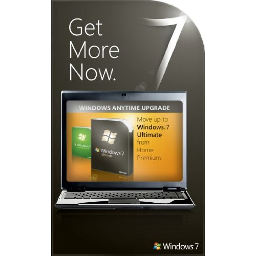 Windows 7 Home Premium to Ultimate Anytime Upgrade product key
