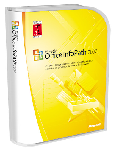 Microsoft Office InfoPath 2007 product key