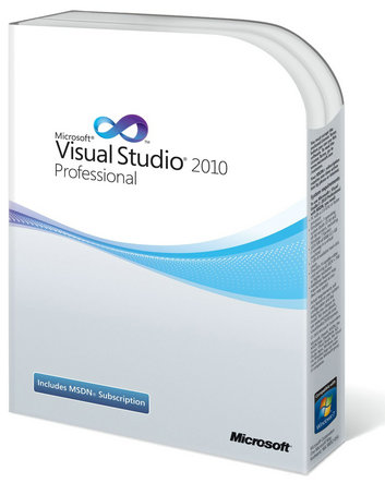 Visual Studio 2010 Professional product key
