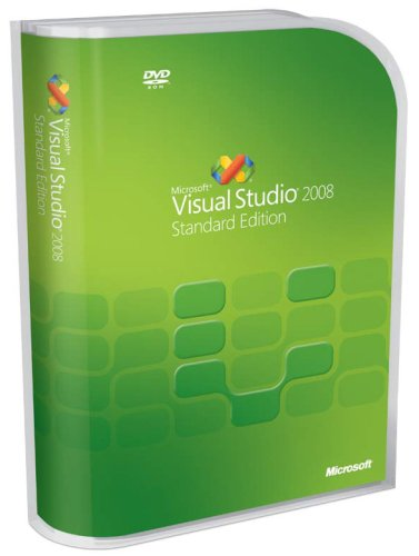 Visual Studio 2008 Standard product key