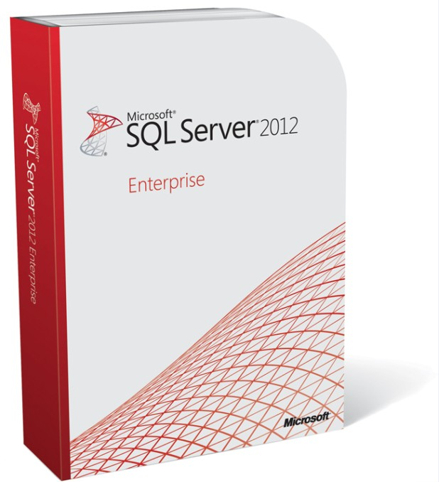 Microsoft SQL Server 2012 Enterprise product key