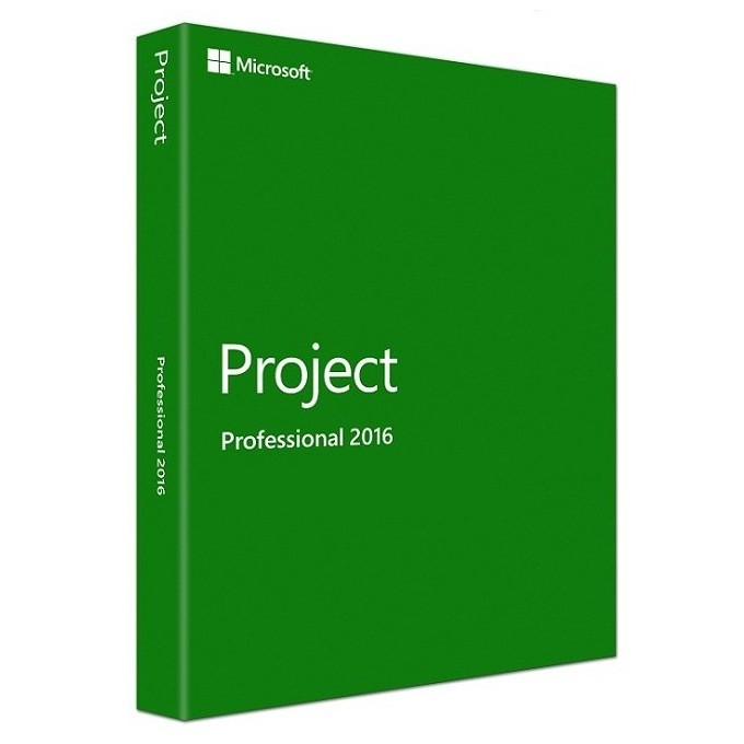 Project Professional 2016  product key
